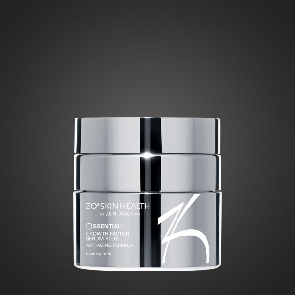 Ossential Growth Factor Serum Plus zo skinhealth