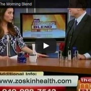 Dr Zein Obagi on The Morning Blend